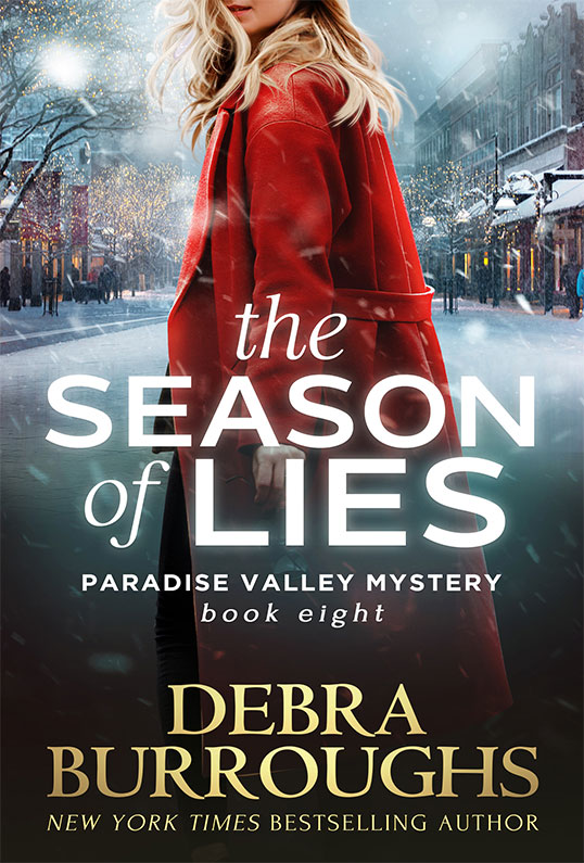 The Season Of Lies - Debra Burroughs