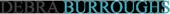 Debra Burroughs, NYT & USA Today Bestselling Author Logo